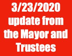 3/23/20 Update